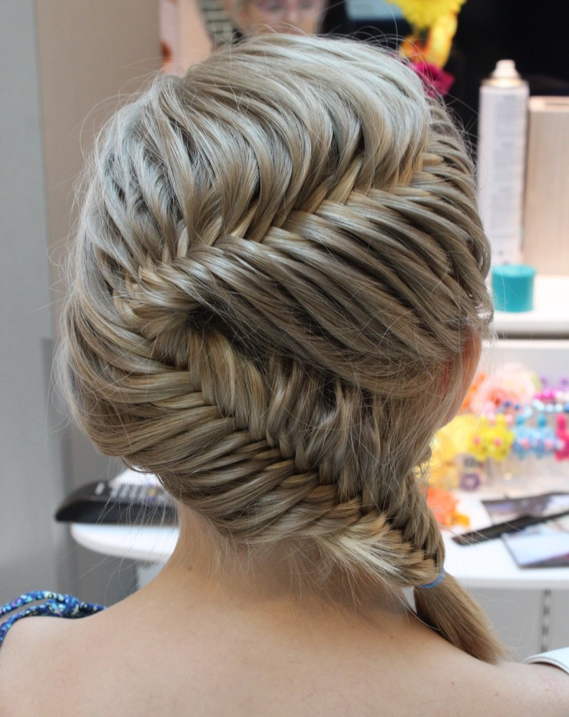 Braid Hairstyles 2012-13 for Asians | Party Hair Fashion - She9 | Change the Life Style