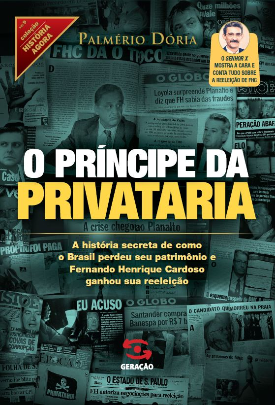 Saiba de tudo sobre Fernando Henrique Cardoso - baixe o livro