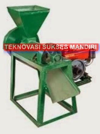 Mesin Pencetak pelet