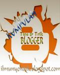 cara membuat link blog berkedip