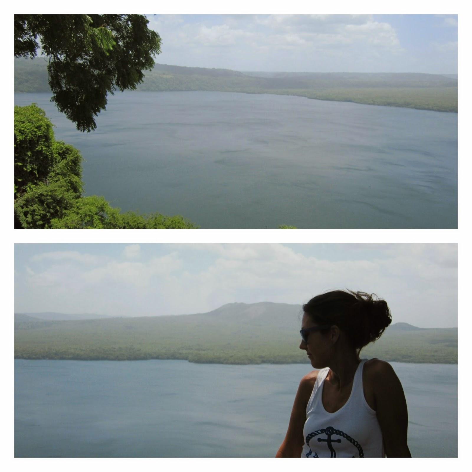 vistas desde Masaya