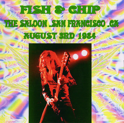 Fish & Chip - The Saloon - San Francisco - 1984-08-03