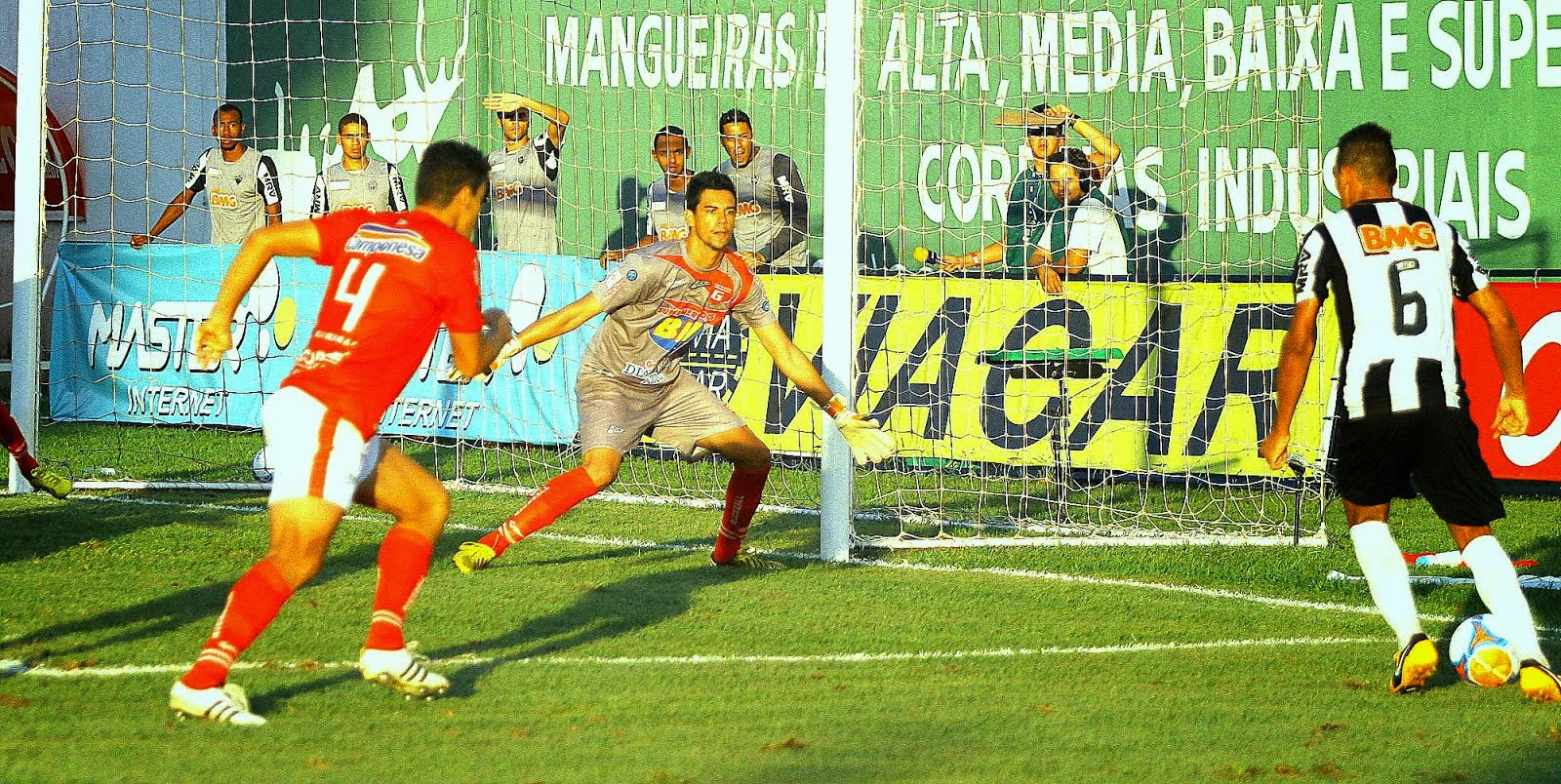 Guarani x Atlético MG