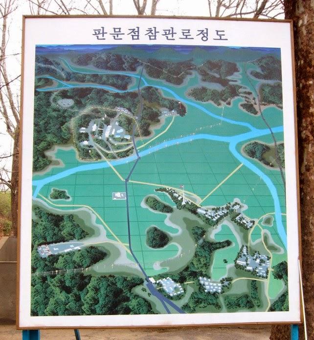 Zona desmitilarizada de Corea