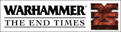 Warhammer - The End Times Khorne Banner