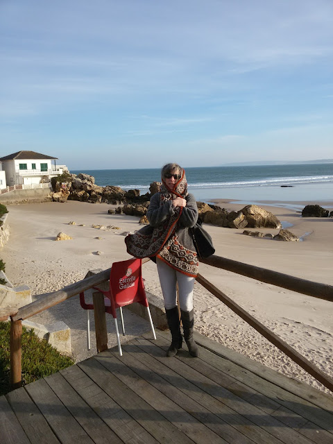 winter weather in Baleal