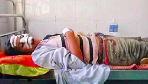 Gia Lai: Lật xe công nông, 11 người thương vong