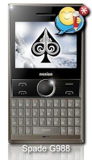 Nexian Spade G988-01