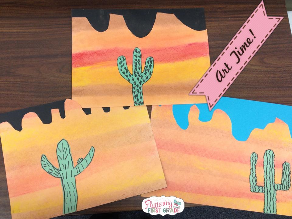 Fluttering Through First Grade Bright Ideas Linky