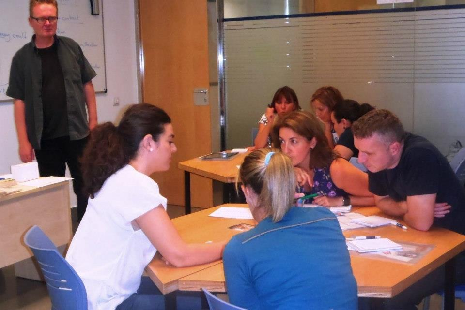 Learning to teach at the british council sharing learning photo british council espaa spiritdancerdesigns Image collections