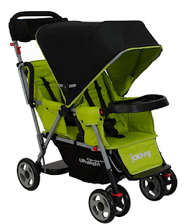 Joovy Caboose Too Ultralight Stroller