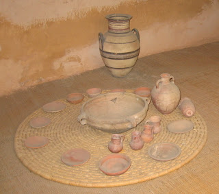 Bet ilim canaanite blog inside an ancient canaanite for Ancient israelite cuisine