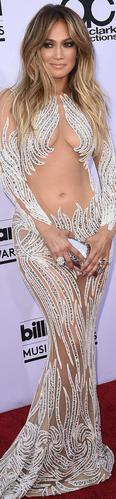2015 Billboard Awards Jennifer Lopez