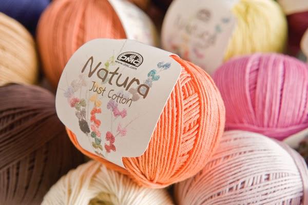 Happy Ganchillo : Mis marcas de algodón favoritas para tejer