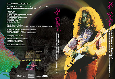 Rory Gallagher - 1979-01-27 - Middlesex, UK (DVDfull pro-shot) REPOST