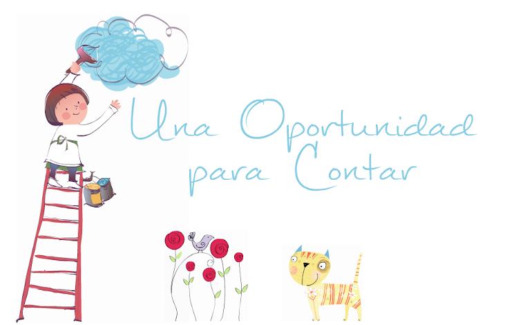 Una Oportunidad Para Contar