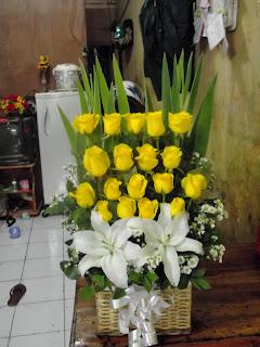 Bunga Meja (WS-008)