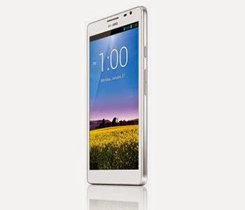 Huawei Ascend Mate Blanc - Huawei 6.1 Pouces
