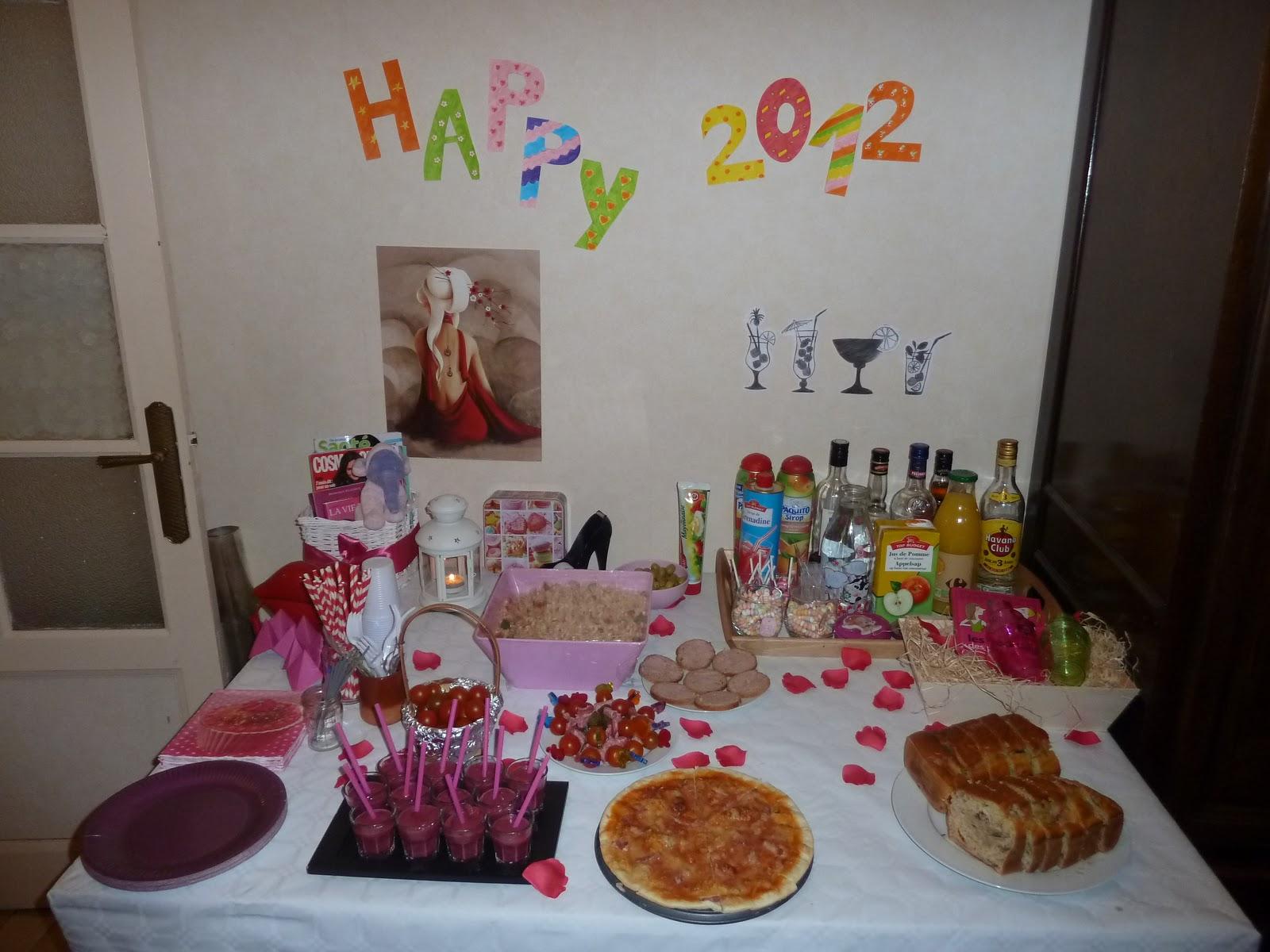 L 39 heure d 39 t organiser une soir e filles - Organiser une soiree romantique ...