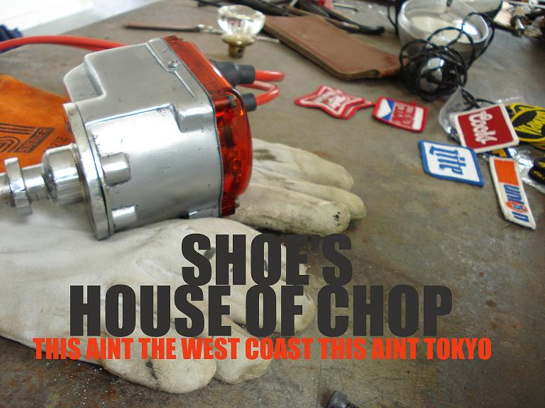 Shoe's House Of Chop
