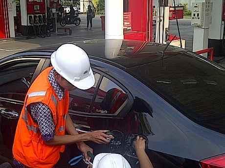Cara Mendapatkan RFID BBM Subsidi Terbaru
