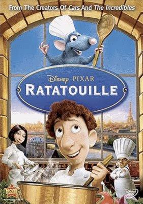 Capa - Ratatouille