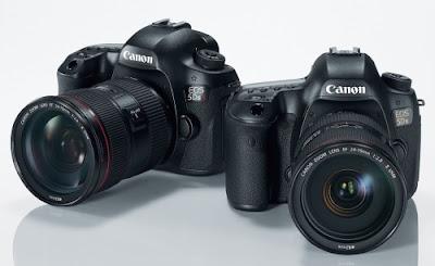 Spesifikasi dan Harga Canon 5DSR