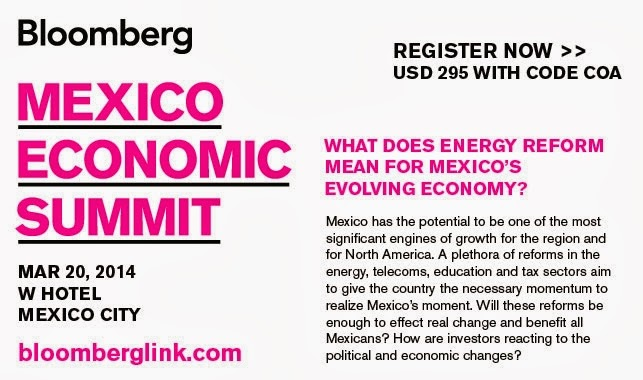 Mexico Economy Summit