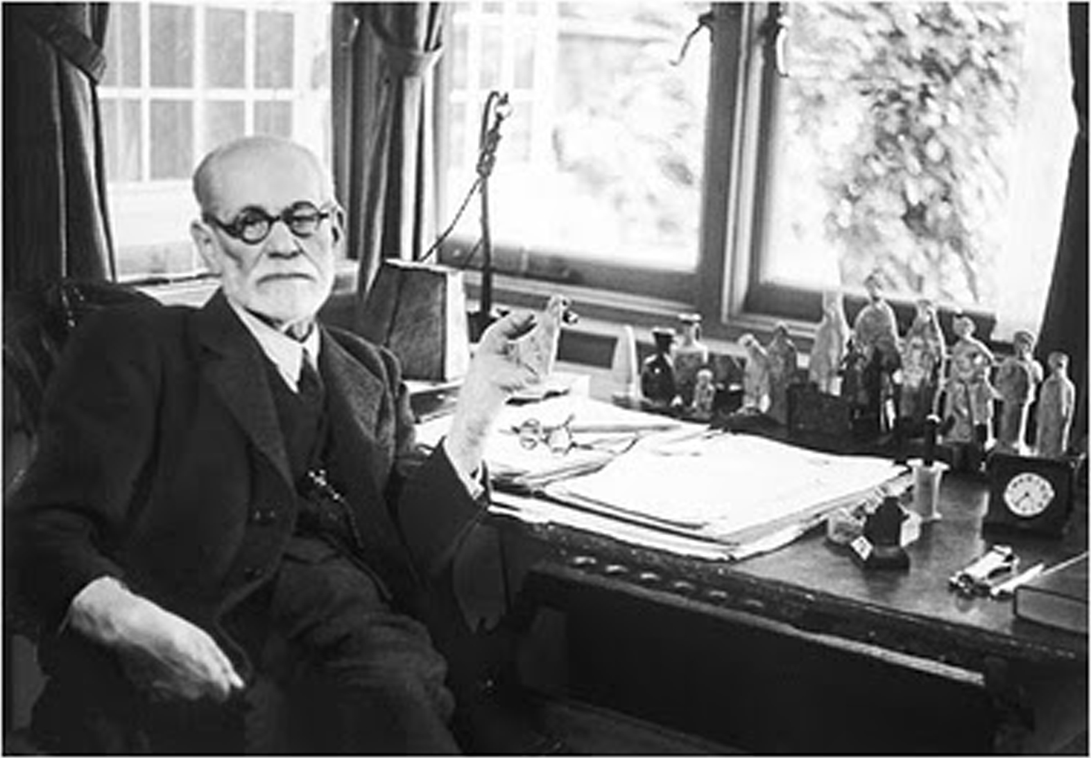 freuds if moses was an Sigmund freud was a prolific writer, publishing more than 320 famous and influential books, articles, and essays during his lifetime  in moses and monotheism,.
