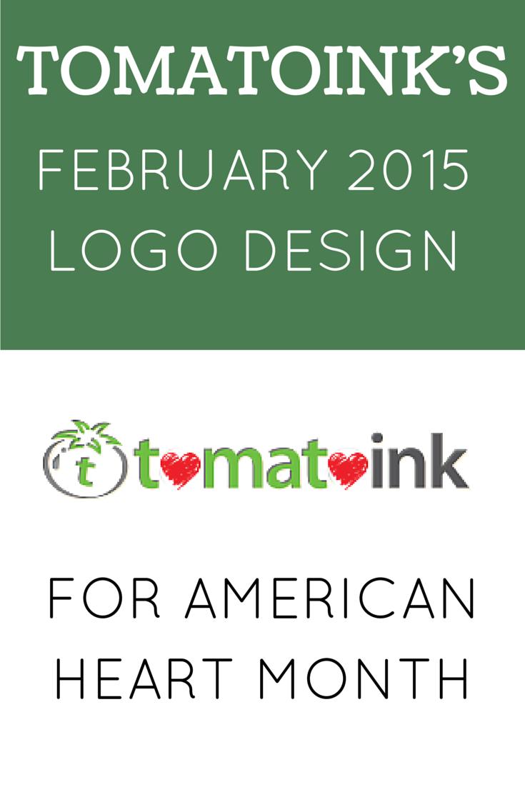 tomatoink logo design