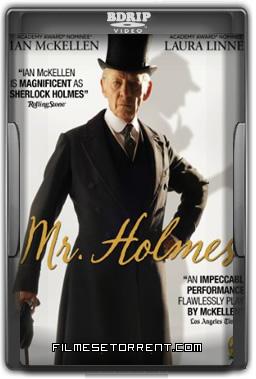 Sr. Sherlock Holmes Torrent Dublado