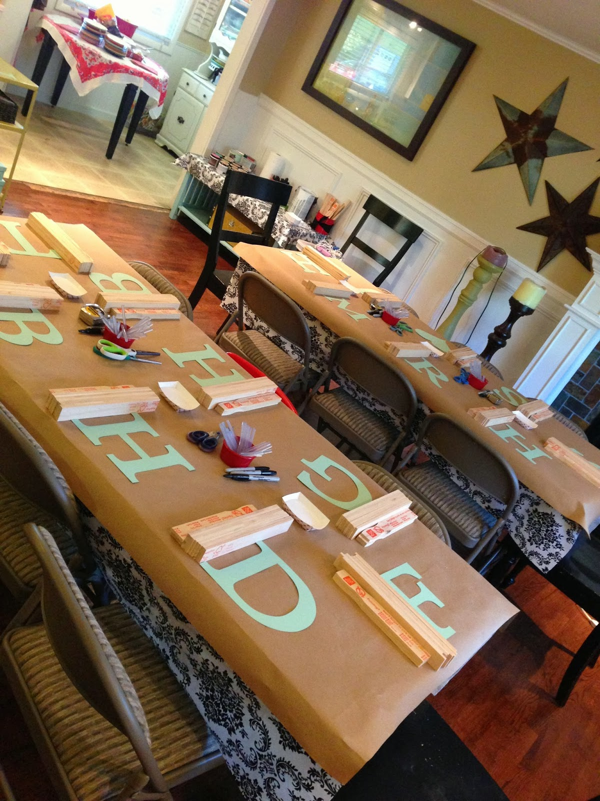 Craft Ideas For Moms Groups