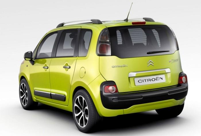 car i Citroën C3 Picasso 2013