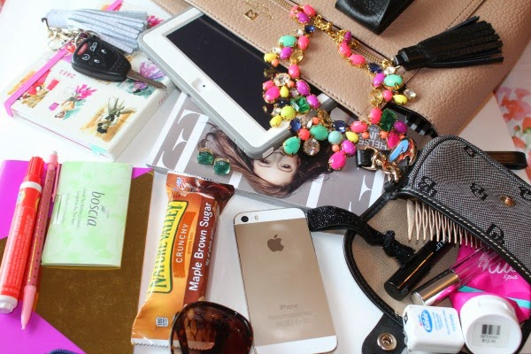 Essentials for a Bloggers Bag