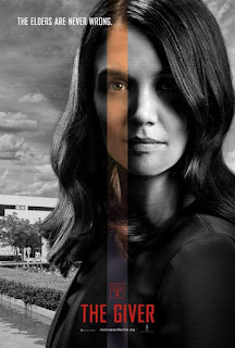 the giver katie holmes