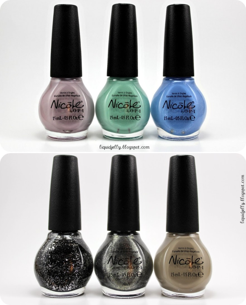 Nicole by OPI Modern Family (Part 3)