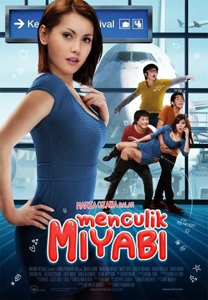 "Poster Film ""Menculik Miyabi"" Komedi Dewasa Full Movie"