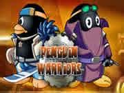 Cuộc chiến chim cánh cụt, chơi game ban sung hay
