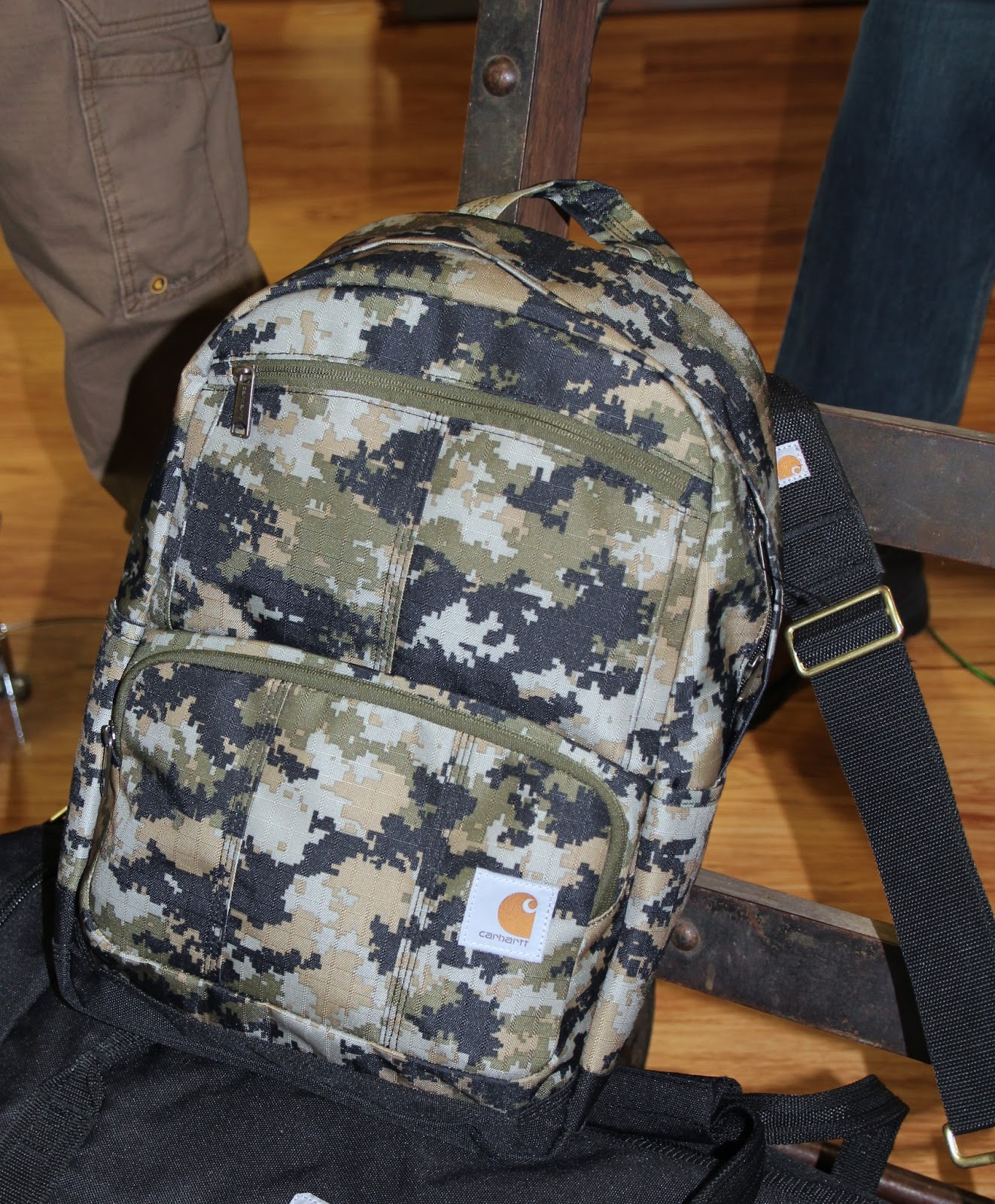 91d8a24842 CARHATT Standard (and a Lux) Workpack-unisex-water repellent
