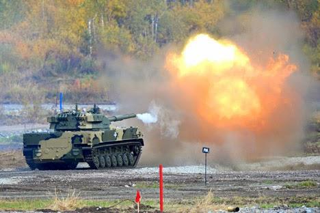 Sprut (Gurita) modifikasi baru ini akan berbeda dari Sprut yang sudah dimiliki Angkatan Bersenjata Rusia karena dibuat khusus untuk kendaraan tempur BMD-4M