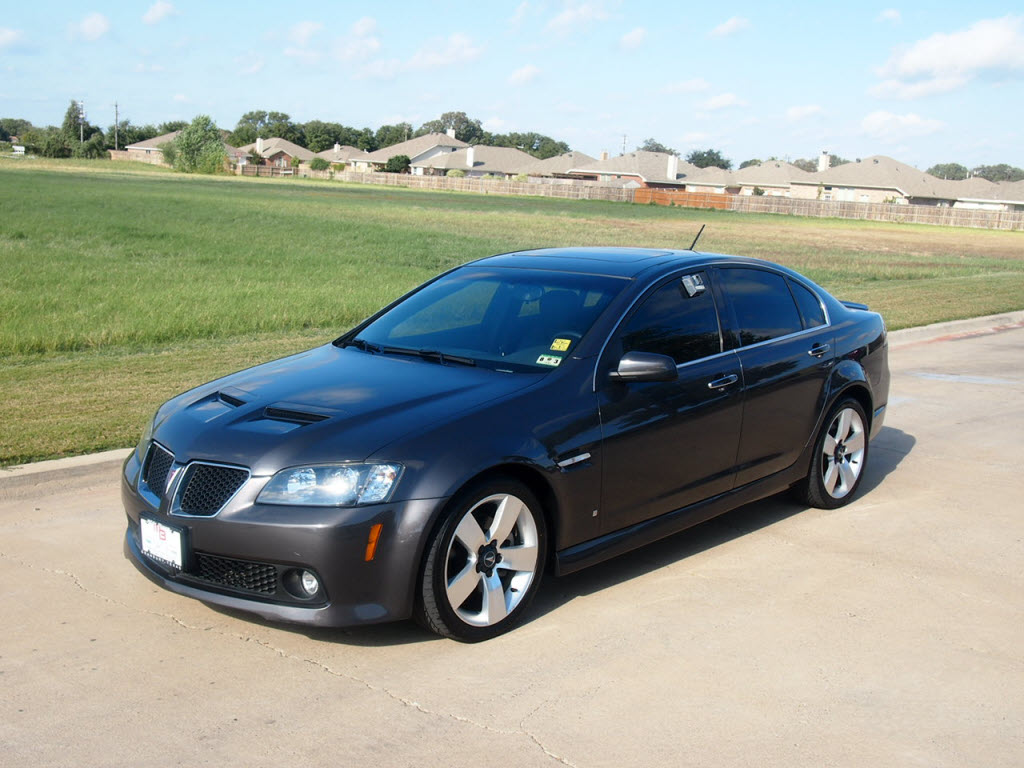 for sale 22 988 loaded 2009 pontiac g8 gt muscle sedan. Black Bedroom Furniture Sets. Home Design Ideas