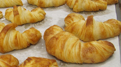 Daring  Bakers: Croissants