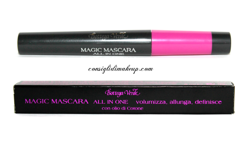 Review: Magic Mascara All in One - Bottega Verde