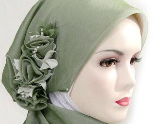 Cara Memakai Jilbab Modern Terbaru 2013