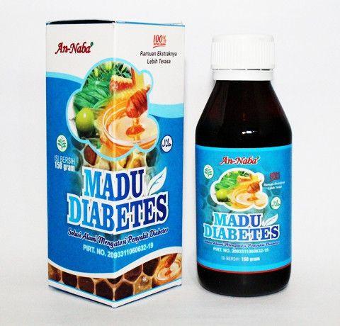 madu untuk mengobati diabetes
