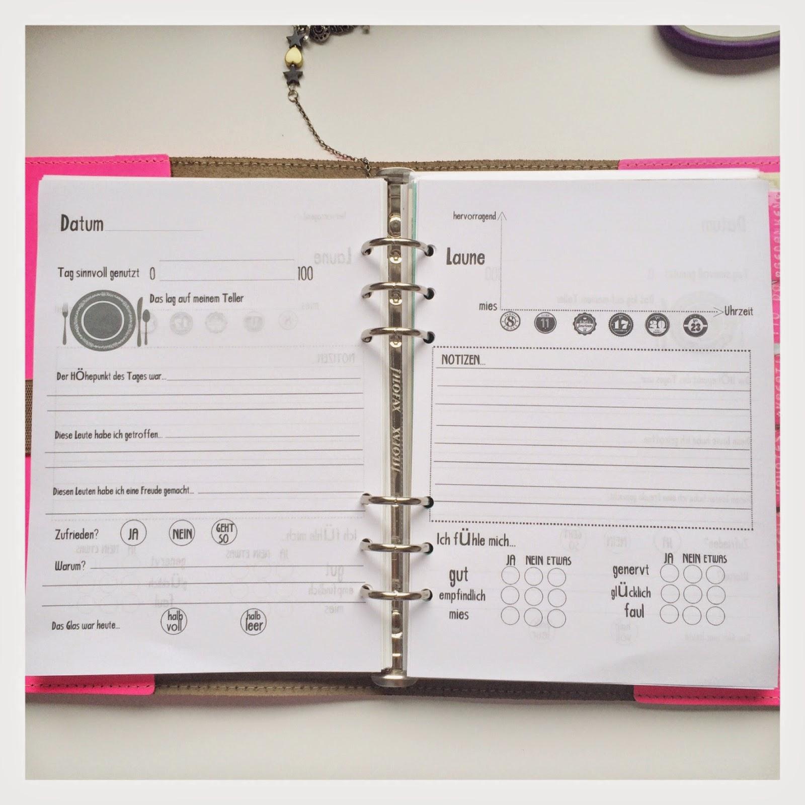 Berühmt Vorlage Tagebuch Ideen - Beispielzusammenfassung Ideen ...