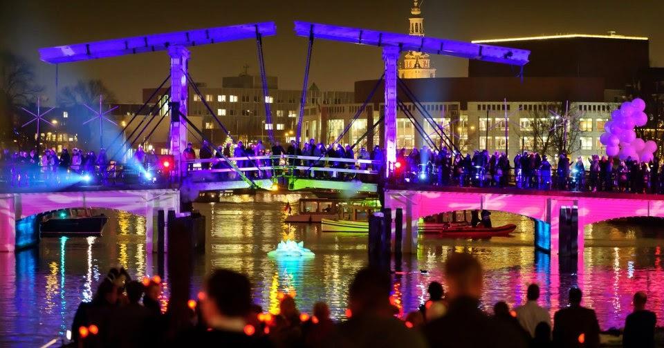 Amsterdam light festival luci colori e arte prenota for Amsterdam hotel low cost centro