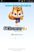 UC Browser 8.4.0.148 Unofficial English Apk Android apk