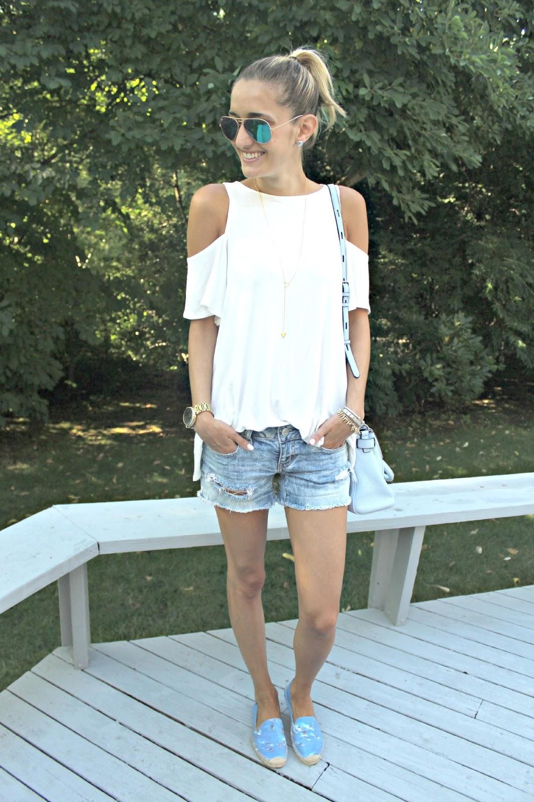 must have denim shorts for summer
