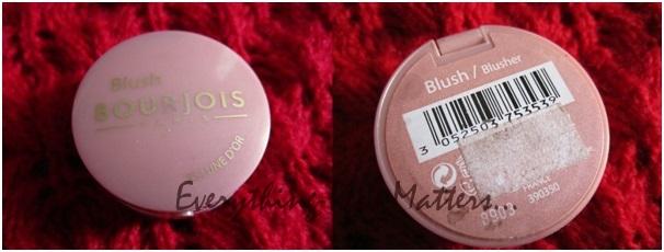 Bourjois Paris Blush Bourjois Paris Little Round